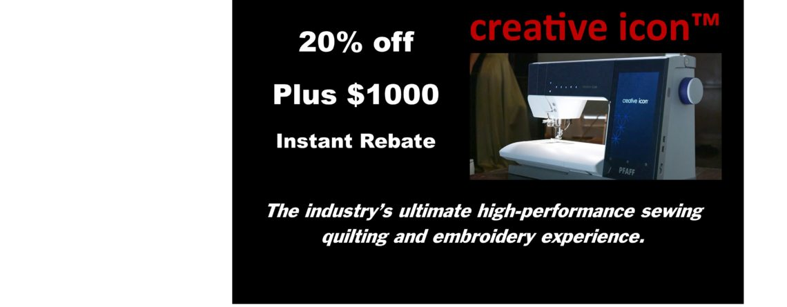 Creative Icon Introductory Offer